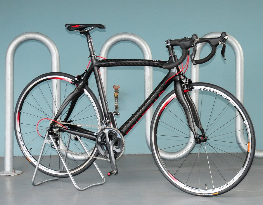 PINARELLO FRAMES AND BICYCLES FOR 2010: Dogma 60.1 Carbon; Prince ...
